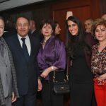 David Zakkoor, Bahman and Maryam Mirshab, Lydia Michael, Ghadah Zakkoor
