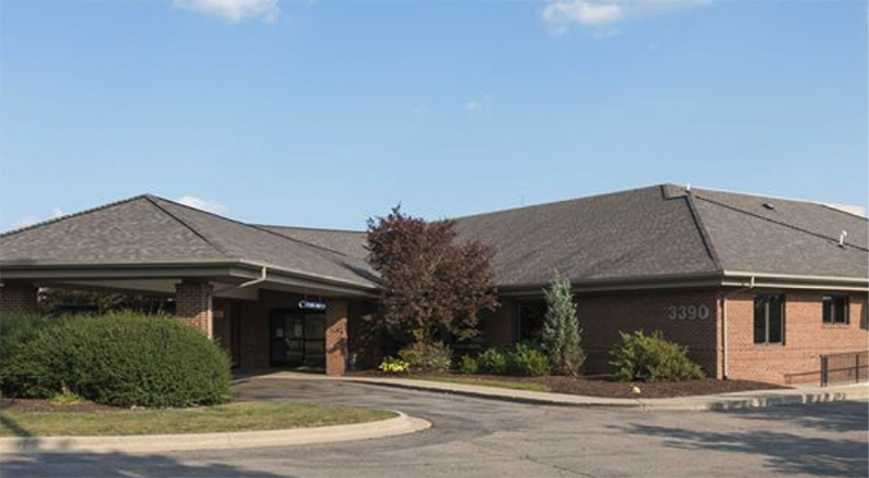 Rosenbaum Eye and Laser Center Lansing office