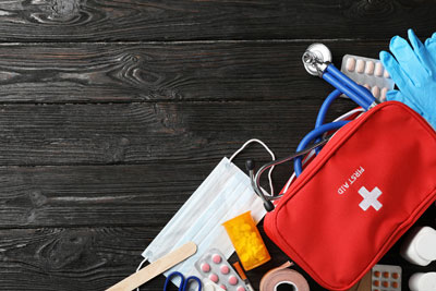 medical and first aid supplies