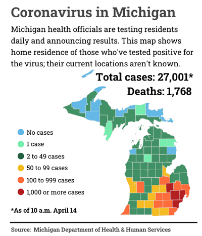 COVID-19 Update: State Expands Testing Criteria and Offers ...