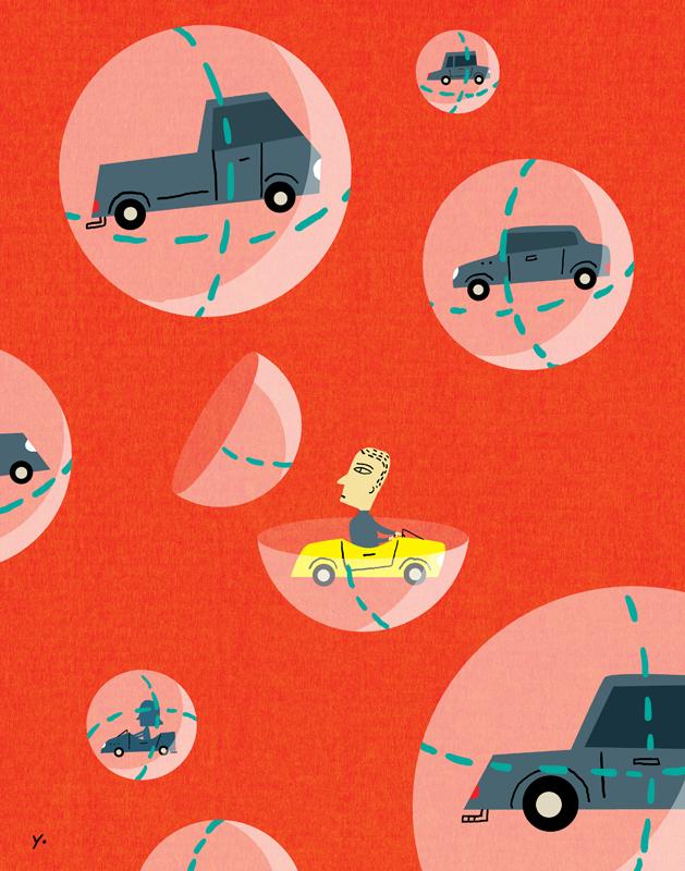 Cut-Rate Insurance illustration