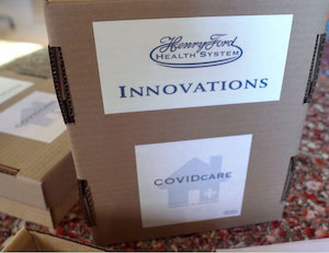 CovidCare kits