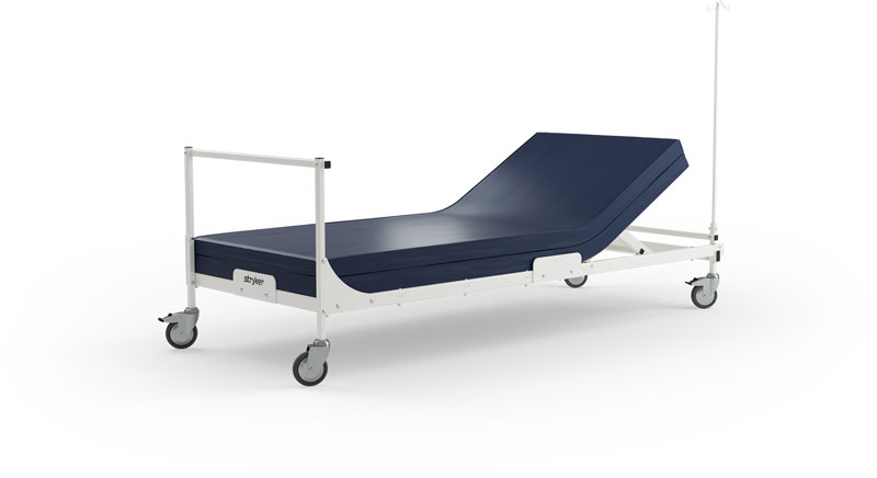 Stryker emergency response bed