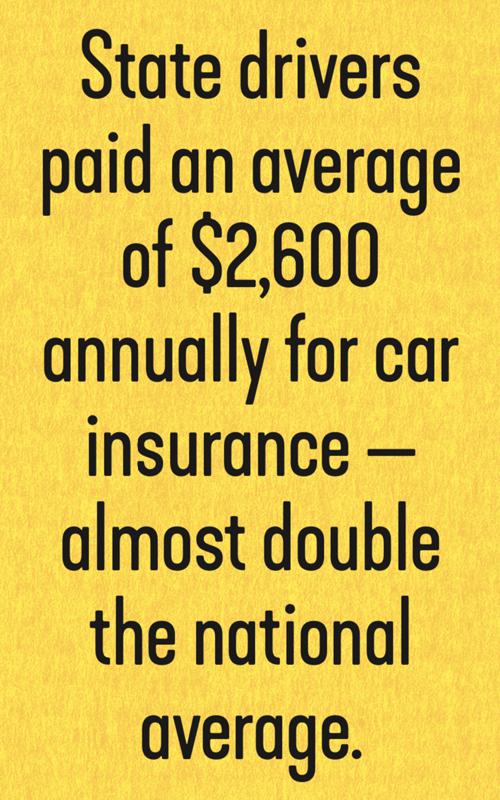 Michigan auto insurance cost