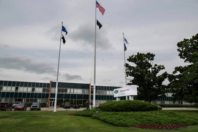 Ford's Rawsonville Components Plant