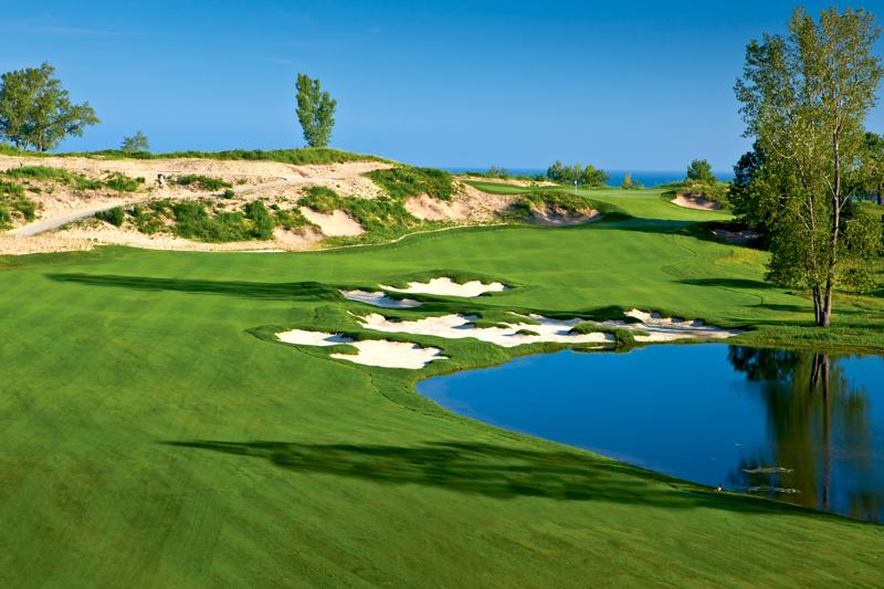 Harbor Shores Golf Club