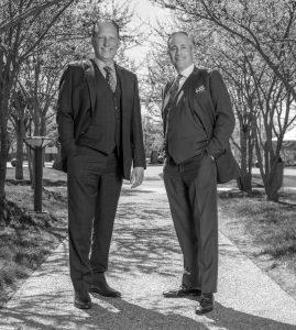 Harry Glanz and Dan Burke